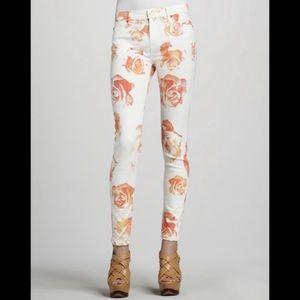 Hudson 'Nico' skinny midrise jeans